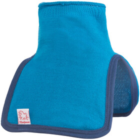 Woolpower 200 Mock Turtleneck Kids dolphin blue